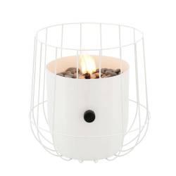 Fuego decorativo Basket marfil Fuegos de Jardín  BUCOSI0006