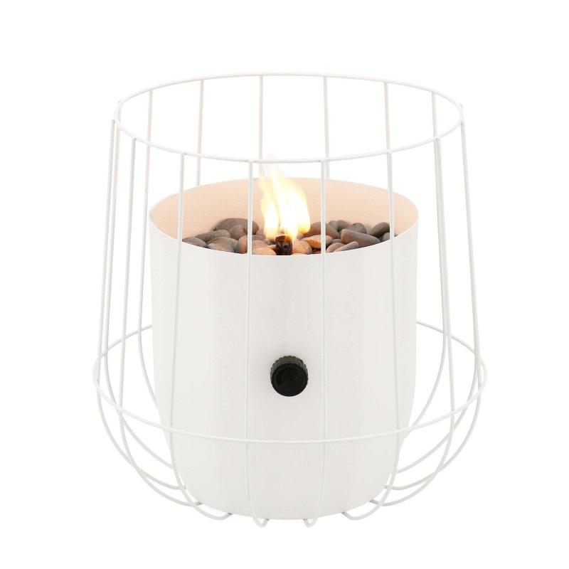 Fuego decorativo Basket Marfil Fuegos de Jardín BUTSIR COSI0006