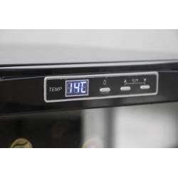 Mini Nevera con Vinoteca Combo Minibares BTV BT86010