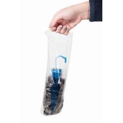 Repuesto 1000 bolsas CORTAS de 30 micras Enfundaparaguas  PIUBS-BAGS