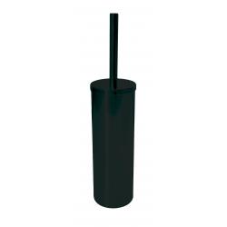 Escobillero negro mate redondo pared JVD Escobilleros JVD JV8991136