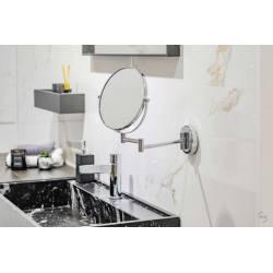 Espejo de aumento doble cara cromado Espejos de Aumento JVD JV8661510