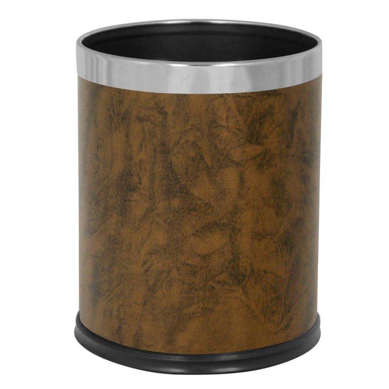 Papelera Bambú 10 L Papeleras de Interior JVD JV8991088