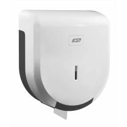 Portarrollos Jumbo Blanco Cleanline JVD Portarrollos papel higiénico JVD JV899602