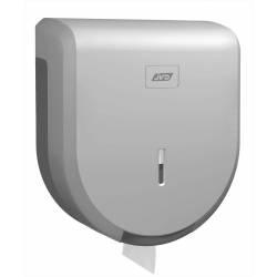 Portarrollos Jumbo Gris Plata Cleanline JVD Dispensadores papel higiénico JVD JV899734
