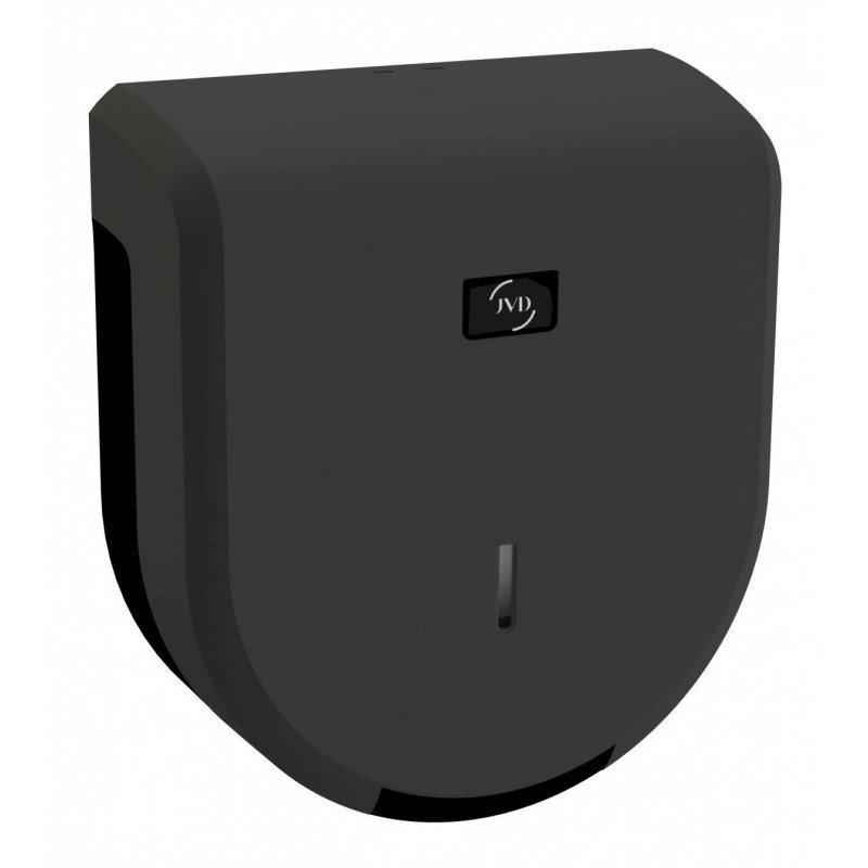 Portarrollos Jumbo Negro Mate Cleanline JVD Dispensadores papel higiénico JVD JV8991380