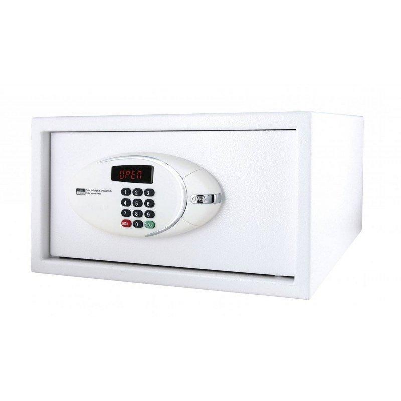Caja Fuerte JVD TRUSTEE compact Blanco Cajas de Seguridad JVD JV8661390