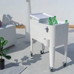 Nevera jardín Vintage Blanco Todos los Productos  LK127387