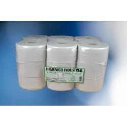 Papel Higiénico Industrial Reciclado 18 Rollos Papel Higiénico  CRG350