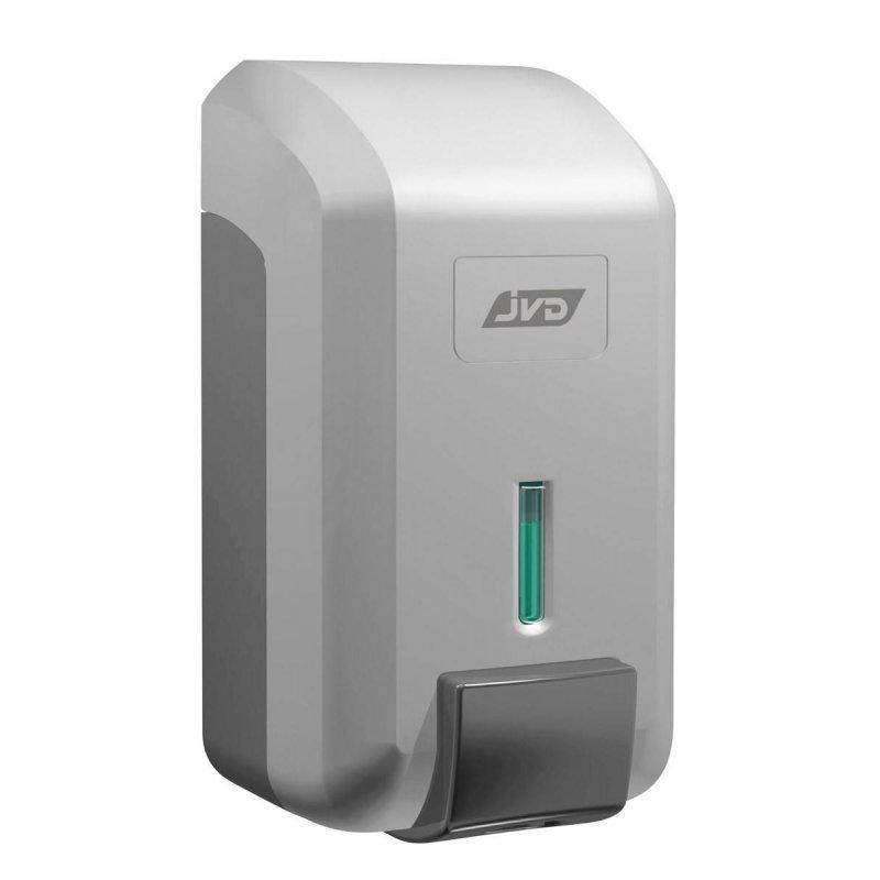 Dosificador de jabón plata Cleanline JVD Dosificadores Jabón Gel JVD JV844731