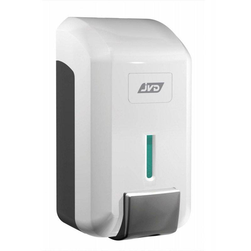Dosificador de jabón blanco Cleanline JVD Dosificadores Jabón Gel JVD JV844479
