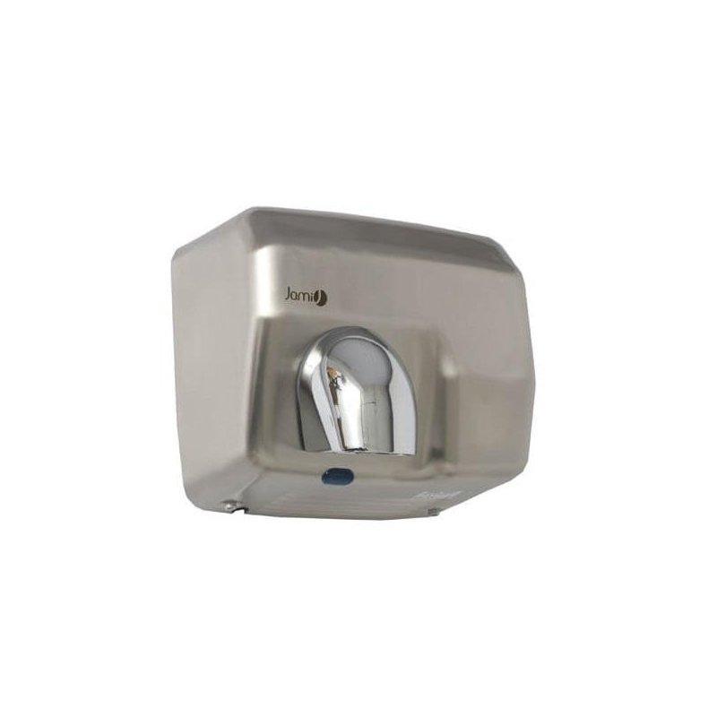 Secador de manos satinado Barita Secamanos eléctrico JAMI JMSM801AIS0
