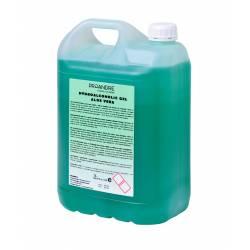 Gel hidroalcohólico Aloe Vera 5 L Gel Hidroalcoholico ProAndre PROAV-5L