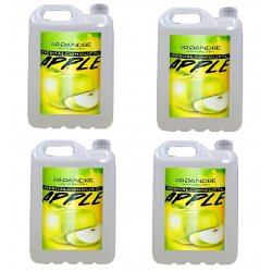 Gel hidroalcohólico Manzana 4x5 L Gel Hidroalcohólico ProAndre PROMZ-5L4U
