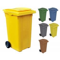 Contenedor de basura 240 litros Contenedores Basura  PU240