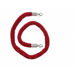 Cordón Rojo para poste separador Organizadores de Filas JAMI JMAH302SDR1