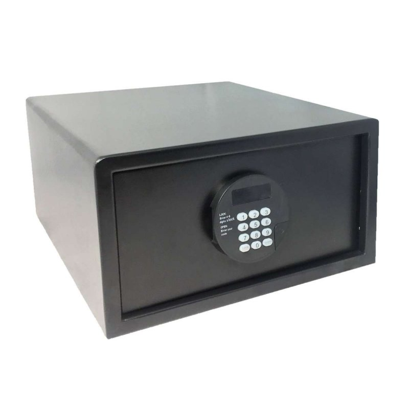 "Caja Fuerte Fortress 14"" JVD Cajas de Seguridad JVD JV8661604"