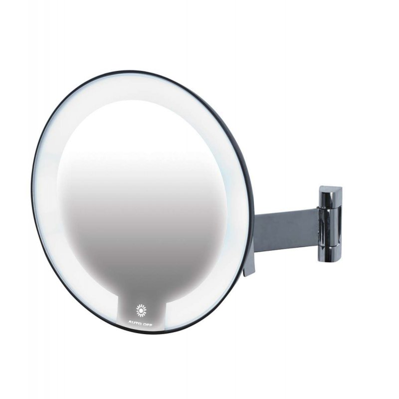 Espejo aumento con luz Brazo Plano Cosmos Espejos de Aumento JVD JV8661132