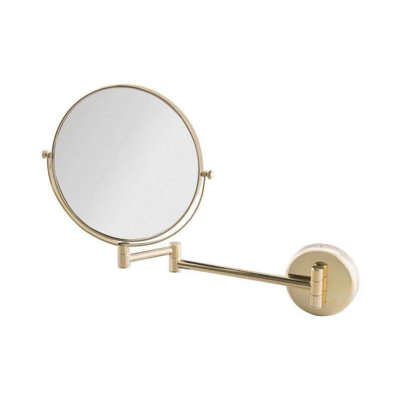 Espejo de aumento dorado doble cara Espejos de Aumento JVD JV8661511