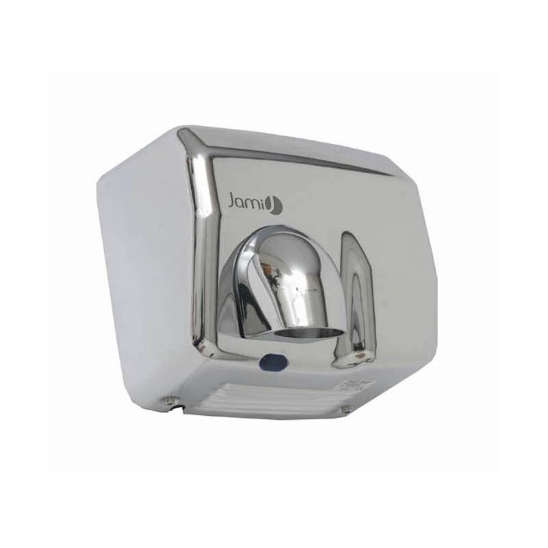 Secamanos eléctrico Inox Brillo Barita Secadores de Manos JAMI JMSM801AIB0