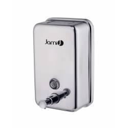 Dosificador de jabón vertical 1,2 L satinado Jami Dosificadores Jabón Gel JAMI JMDJ120AIS0