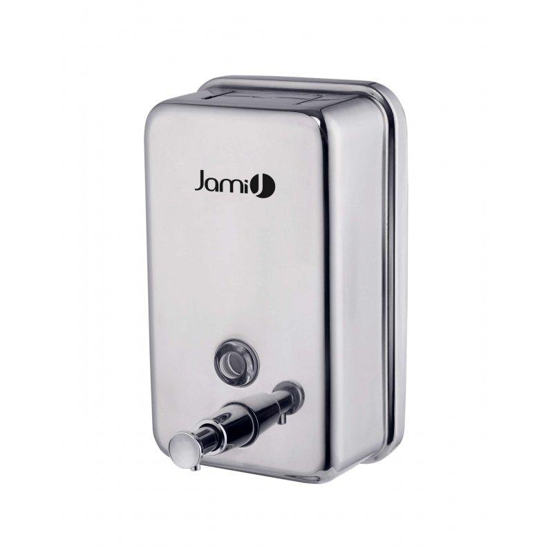Dosificador de jabón vertical 1,2 L satinado Jami Dispensadores Jabón JAMI JMDJ120AIS0
