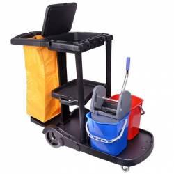 Carro de limpieza profesional Duo Carros de limpieza  BP8180C