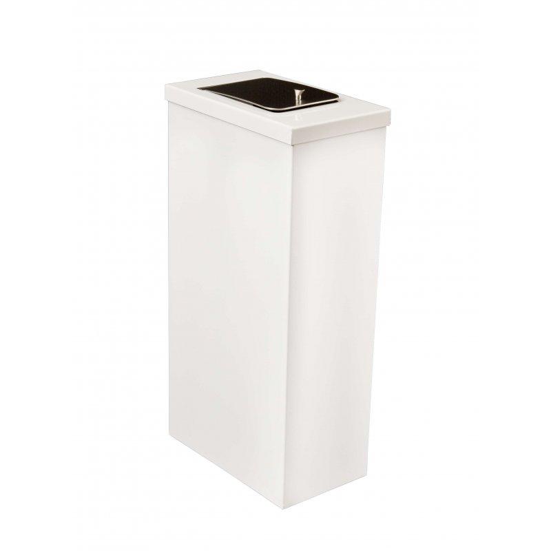 Contenedor higiénico de 40L Blanco Papeleras Baño  JMPC022AIS1