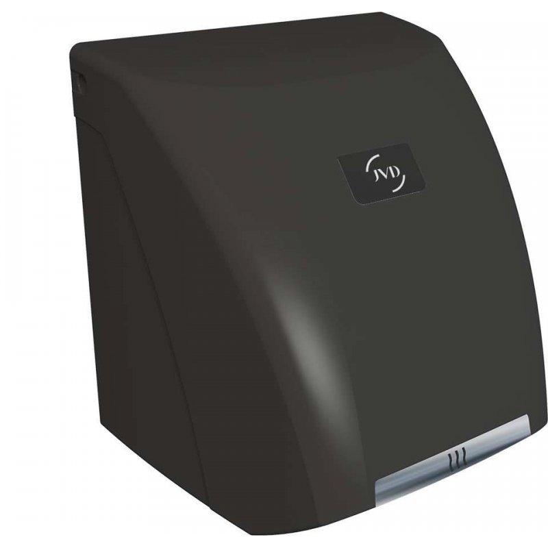 Secamanos eléctrico Negro Zephyr Secamanos eléctrico JVD JV8111400