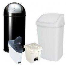 Papeleras para baños, Interior, Exterior y Reciclaje. | HotelesyColectividades