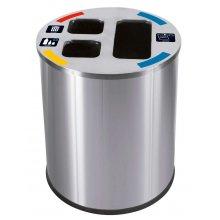 Papeleras reciclaje | Papeleras clasificación | HotelesyColectividades