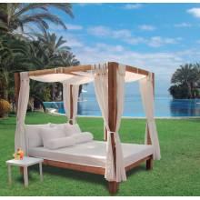 Cama y Tumbonas de jardín y piscina | HotelesyColectividades
